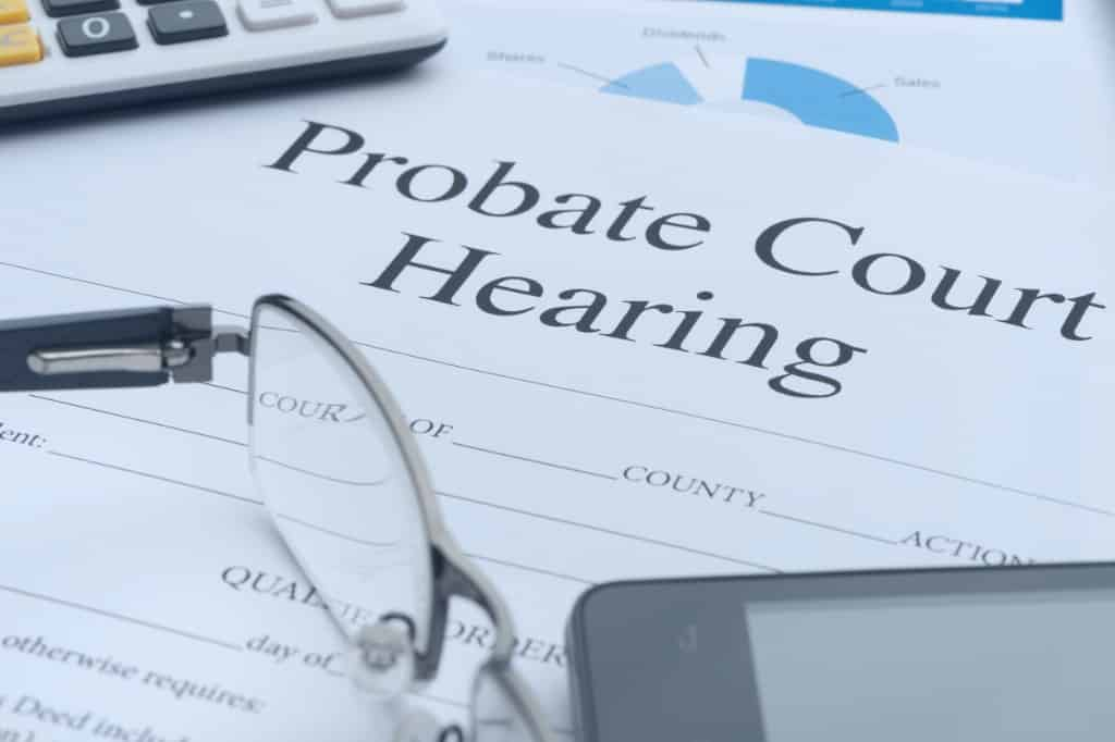 Probate a will in Texas